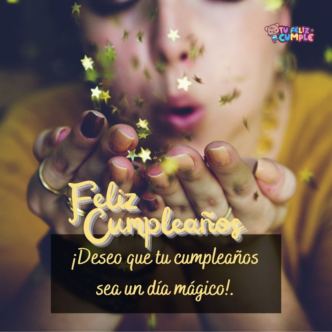 Cumpleaños Magico